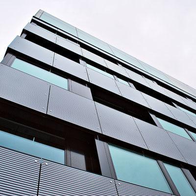 Bürogebäude Verwaltungsbau Architekten Kleinknecht Leipzig