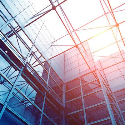 Fassede Glas Aluminium Architekten Kleinknecht Leipzig