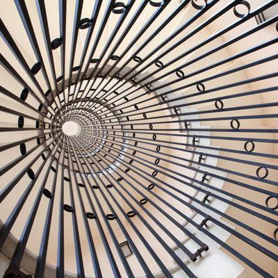Moderne Treppe Architekten Kleinknecht Leipzig
